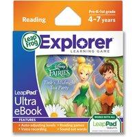 LeapPad Ultra eBook Disney Fairies Tink's Midnight Tea Party