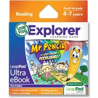 LeapFrog LeapPad Ultra eBook Mr Pencil