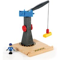 Brio Tower Crane - Hamleys Gifts