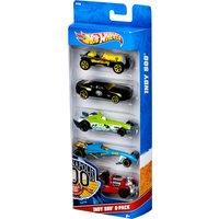 Hot Wheels 5-car Pack Assortment