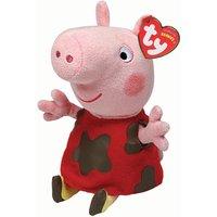 TY Peppa Pig Muddy Puddles Beanie