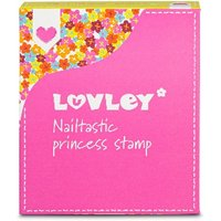 Luvley Nailtastic Princess Stamp