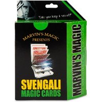 Marvin's Magic Cards and Book - Cards Gifts