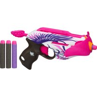 Nerf Rebelle Pink Crush Blaster - Nerf Gifts