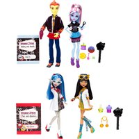 Monster High Classroom 2-pack Doll Assortment - Monster High Gifts