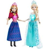 Disney Frozen Feature Fashion Doll Assortment - Dolls Gifts