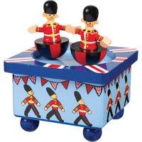 Soldier Music Box - Hamleys Gifts