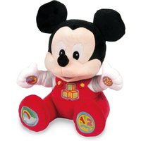 Disney Mickey Mouse Baby Mickey Talking Soft Toy - Mickey Mouse Gifts