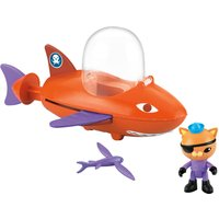 Octonauts Gup-B Flying Fish Mode