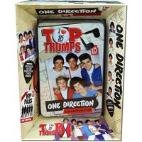 One Direction Top Trumps Collectors Tin - One Direction Gifts