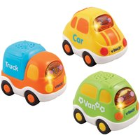 VTech Toot-Toot Drivers 3-Pack Everyday Vehicles