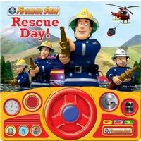 Fireman Sam Rescue Day Book - Fireman Sam Gifts