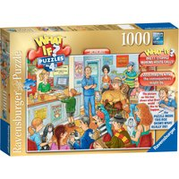 Ravensburger What If? No 4 At The Vets 1000pc Puzzle - Puzzle Gifts