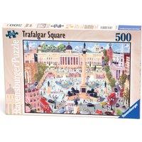 Ravensburger Trafalgar Square 500pc Puzzle - Ravensburger Gifts