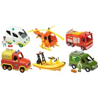 Fireman Sam Vehicle & Accessory Set - Fireman Sam Gifts