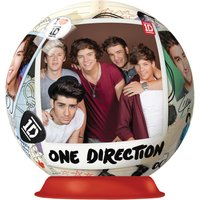 Ravensburger One Direction 72pc 3D Puzzle - One Direction Gifts
