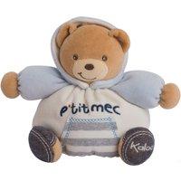 Kaloo Denim Small Gutsy Chubby Bear - Hamleys Gifts