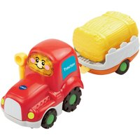 VTech Toot-Toot Drivers Tractor With Trailor