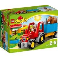 LEGO DUPLO Farm Tractor 10524