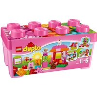 LEGO DUPLO All-in-One-Pink-Box-of-Fun 10571 - Duplo Gifts