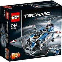 LEGO Technic Twin-rotor Helicopter 42020