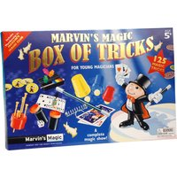 Marvin\'s Magic Box of 125 Tricks
