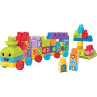 Mega Bloks First Builders 123 Learning Train - Learning Gifts