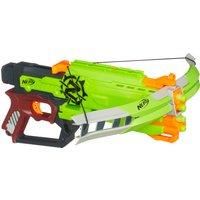 Nerf Zombie Strike Crossfire Bow - Nerf Gifts