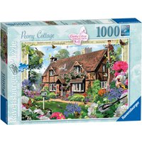 Ravensburger Country Cottage No. 8 Peony Cottage Puzzle - Ravensburger Gifts
