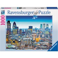 Ravensburger Above The Roofs Of London 1000 Piece Puzzle - Ravensburger Gifts