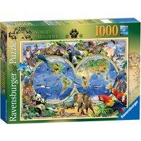 Ravensburger Howard Robinson World Of Wildlife Puzzle - Wildlife Gifts