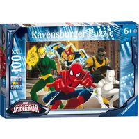 Ravensburger Marvel Spider-Man 100pc Jigsaw Puzzle - Ravensburger Gifts