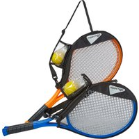 Click to view product details and reviews for Moovngo Tennis Badminton Set Assortment.