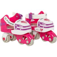 Click to view product details and reviews for Moovngo Pink Roller Skates.