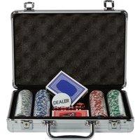 Club Poker 200 Piece Poker Set - Poker Gifts