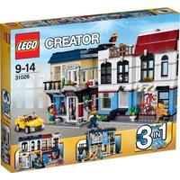 LEGO Creator Bike Shop & Cafe 31026 - Shop Gifts