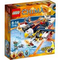 LEGO Chima Eris\' Fire Eagle Flyer 70142