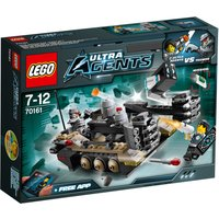 LEGO Agents Tremor Track Infiltration 70161 - Track Gifts