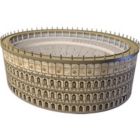 Ravensburger Coloseum Building 216 Piece 3D Puzzle - Ravensburger Gifts