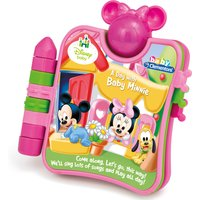 Disney Baby Minnie Mouse Small Talking Book - Baby Gifts