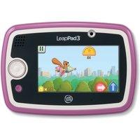 LeapFrog Pink LeapPad3 - Leapfrog Gifts