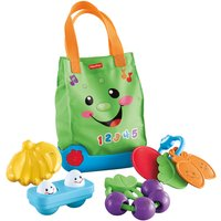 Fisher Price Laugh & Learn Sing 'n Learn Shopping bag - Fisher Price Gifts