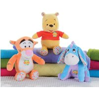 Disney Winnie the Pooh Good Morning Soft Toy Assortment - Soft Toy Gifts