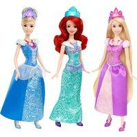 Disney Princess Light Up Gems Doll Assortment