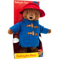 Paddington Bear The Movie Talking Soft Toy