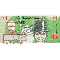 £1 Hamleys Gift Voucher - Hamleys Gifts