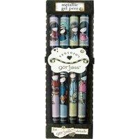 Gorjuss Gel Pen Set - Dolls Gifts