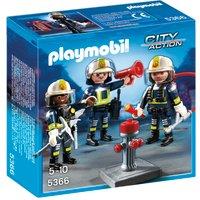 Playmobil Firemen Team 5366