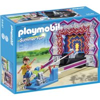 Playmobil Tin Can Shooting Game 5547 - Playmobil Gifts