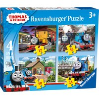 Ravensburger Thomas & Friends 4 In A Box Puzzle